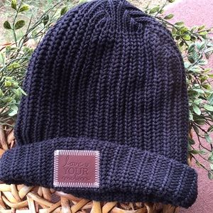 Love your Melon Ribbed Knitted beanie